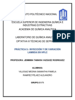 Practica-5 Inyeccion HPLC