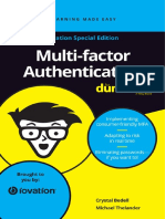 Multifactor Authentication for Dummies Iovation Ebook201