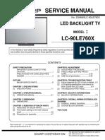 LC-90LE760X