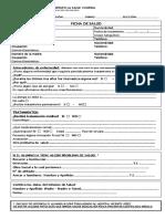 Ficha de Salud15