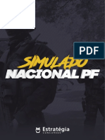Simulado Pf Oficial 2018