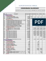 Calendario Reprogramado - HUALLAY PASCO