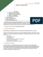 TEMA 1.2. Semiología.