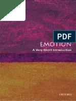 Evans - Emotion A Very Short Introduction.pdf