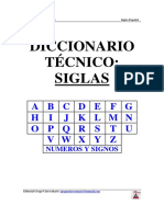 Diccionario Tecnico - Siglas Ingles-Español.pdf