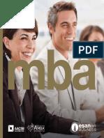Folleto MBA 2018