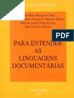 CINTRA Et Al Para Entender as Linguagens Documentarias
