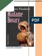 Analisis Literario de Madame Bovary