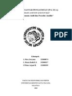 Tugas Kelompok_perencanaan Audit Dan Prosedur Analitis