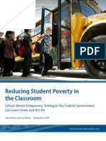Reducing Student Poverty