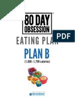 80do Eating Plan b