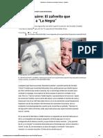 """Adolfo Aguirre_ El Zafrerito Que Conmovió a """"La Negra"""" - La Gaceta"""