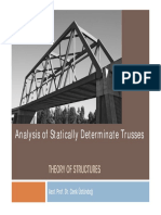 THEORY of STR Trusses by Cenk