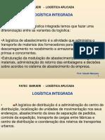 Aula_III - Logistica Aplicada