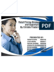 PRICING Reserchpaper Ppt