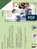 Programa VII Coloquio 1