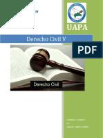 Derecho Civil Tarea IV
