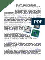 Microcesadores de Andres Garcia