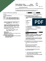 Antwaun Ware Police Report