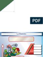 Rotafolio de Diabetes