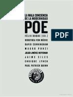 Duque Felix - Poe - La Mala Conciencia de La Modernidad