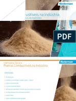 Nederman - Poeiras Combustiveis Na Indústria