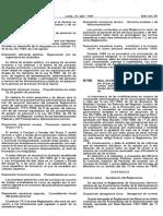 Real Decreto 365-1995