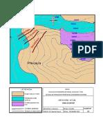 Grafico de La Geologia Local