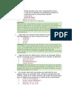 Examen Capitulo 3 CCNA