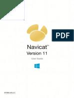 Navicat Manual Español