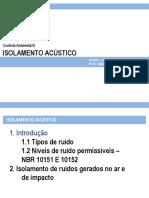 AULA 06_Isolamento Acustico