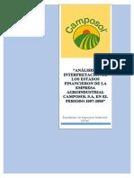 Proyecto Final Finanzas 100%