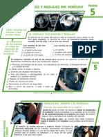 Tema 5 Mandos y Reglajes Del Automovil