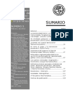 Revista iberoamericana de psicomotricidad y técnicas corporales