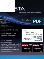 Arista VXLAN Technical Overview