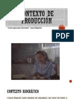 Contexto de Producción_comoagua