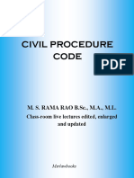 CODE OF CIVIL PROCEDURE  - Smart Notes.pdf