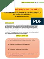 Guide Du Modbus Pour Les Nuls Extrait