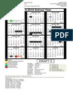Calendar Choice 3