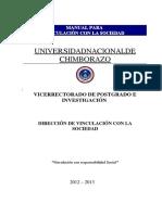 Manual Vinculacion
