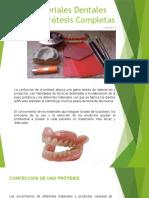 Materiales Dentales Para Prótesis Completas 5