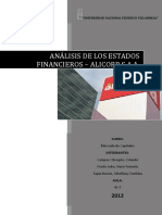 97144599 Analisis de Los Ratios Financieros Consolidado