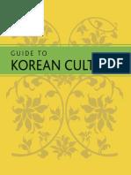 Guide to Korean Culture Korea Amp Amp -39 s Cultural Heritage