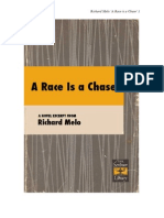 'A Race Is a Chase' -- a novel excerpt by Richard Melo
