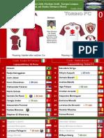 Serie A 180309 round 28 Roma - Torino 3-0