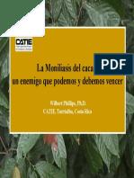 La Moniliasis Del Cacao, Un Enemigo Que Podemos Vencer - Wil