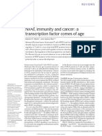 NNFAT, Immunity and Cancer