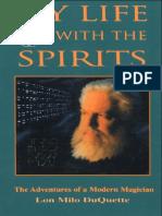 My Life With the Spirits - Mai Vida con los Espiritus traducido español online - Lon Milo DuQuette.en.Es