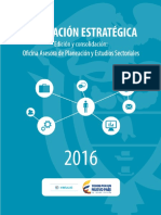 3.Planeacion Estrategica 2016