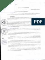 Ordenanza Municipal 254 - Prohibe Las Fiestas Patronales